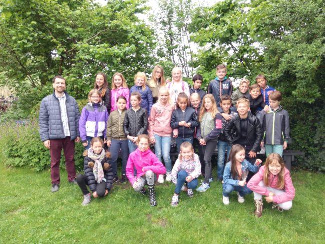 Carillon groep 6 op 18 mei 2017